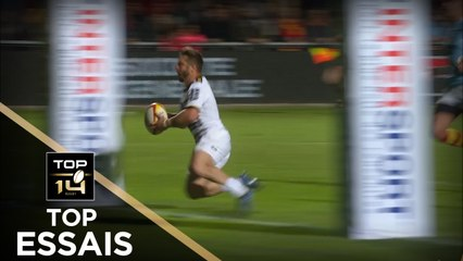 Best of essais La Rochelle – TOP 14 – Saison 2018-2019