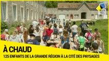 4e édition des rencontres scolaires de la Grande Région à la Cité des paysages