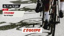 Tour de Hongrie 2019, bande-annonce - CYCLISME - TOUR DE HONGRIE