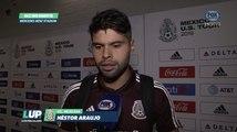 """LUP: """"Tenemos mucha calidad y compromiso"""": Néstor Araujo"""