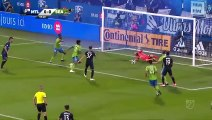Doublé Taider vs Seattle Sounders FC