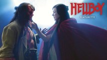 Hellboy (2019) Featurette Bringing the Hellboy Comics To Life  David Harbour, Milla Jovovich