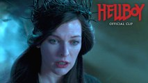 Hellboy (2019 Movie) Official Clip Arrived  David Harbour, Milla Jovovich