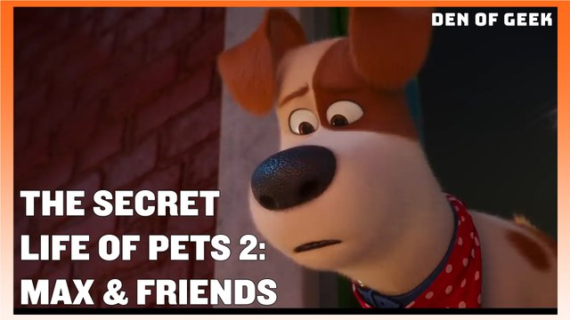 The Secret Life of Pets 2 - Oswalt, Slate, and Carvey Interview
