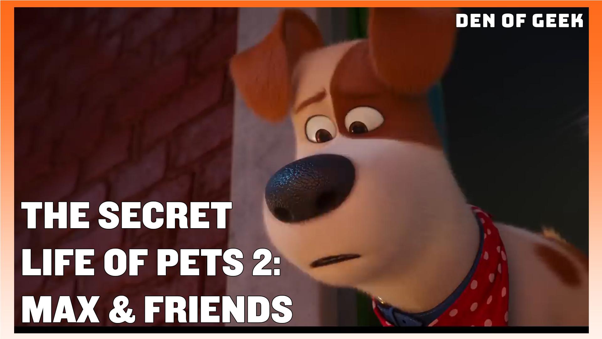 The Secret Life of Pets 2 - Oswalt, Slate, and Carvey Interview