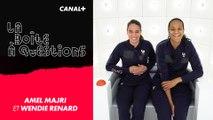 La Boîte à Questions - Avec Amel Majri et Wendie Renard – 06/06/2019