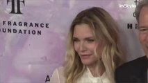 Right Now: Michelle Pfeiffer at the 2019 Fragrance Foundation Awards