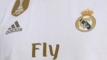 Officiel : le Real Madrid dévoile son nouveau maillot domicile 2019/20 !