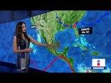 Así estará el clima este martes 4 de junio de 2019 | Noticias con Yuriria Sierra