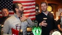 Eric And Donald Trump Jr. Embark On Irish Pub Crawl