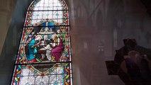 Village-Neuf : pour la préservation des vitraux de l'église