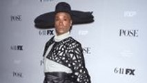 See Billy Porter's Symbolic Matador-Inspired Look From 'Pose' Premiere | THR News