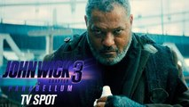 John Wick: Chapter 3  Parabellum (2019 Movie) Official TV Spot Bounty  Keanu Reeves, Halle Berry