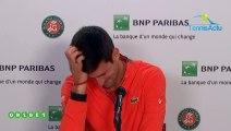 Roland-Garros 2019 - Novak Djokovic snubs Tom Cruise for his biopic !