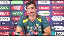 Australia's Mitchell Starc post West Indies win