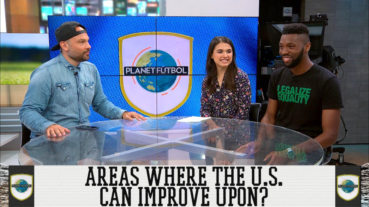 What Does The USWNT Need To Improve Going Into The World Cup