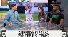 Who Will Be The Surprise Players For The USWNT In The World Cup?