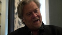 "The Brink movie - Steve Bannon: ""I think she's amazing"""
