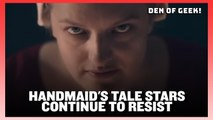 The Handmaid's Tale Season 3 - Cast Interview