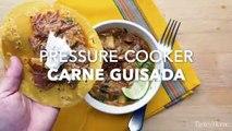 Pressure Cooker Carne Guisada