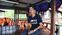 Dianggap gila, pemuda kutip 1.5 tan sampah di Sungai Selangor