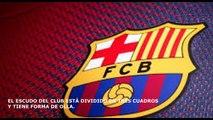 Escudo del F.C Barcelona por Ramon mariño lorenzo