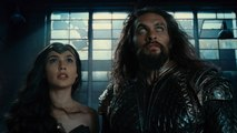 JUSTICE LEAGUE - Official Heroes Trailer