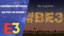 E3 2019 : Qu'attendez -vous de la conférence Bethesda ?