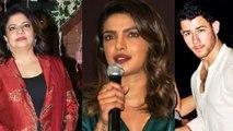 Priyanka Chopra breaks silence on Nick Jonas & Madhu Chopra's first meeting | FilmiBeat