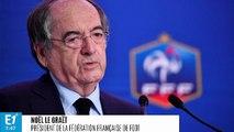 """Noël Le Graët : """"On n'aura pas beaucoup de chance de rejouer une coupe du monde en France"""""""