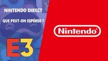 E3 2019 : Qu'attendez -vous du Nintendo Direct ?