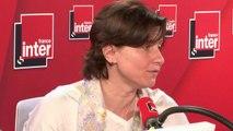 """Roxana Maracineanu, ministre des Sports, échange avec une auditrice footballeuse : """"La réalité, c'est que foot reste un sport machiste, il faut le dire. La Fédération française de football va devoir faire un choix"""""""