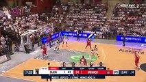Playoffs 1/2 finale (M3) - JDA Dijon - Monaco en vidéo