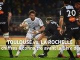 Demies - Stade Toulousain vs. La Rochelle en chiffres