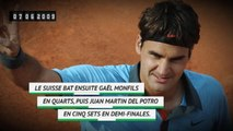 Il y a 10 ans - Roger Federer, enfin !