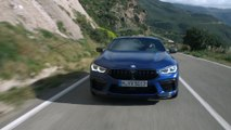 Das neue BMW M8 Coupé und BMW M8 Competition Coupé