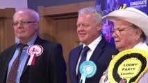 Brexit Party fails to beat Labour in Peterborough