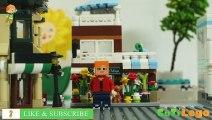Cu Ti construir uma cidade lego  #4: montagem de uma loja de vestidos de noiva