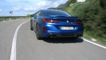 The all-new BMW M8 Competition Coupe Highlights
