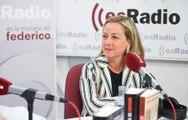 Federico Jiménez Losantos entrevista a Ana Oramas