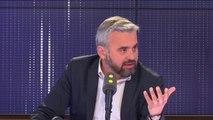 """""""Notre mouvement, c'est pas un fan club"""" affirme Alexis Corbière (LFI)"""