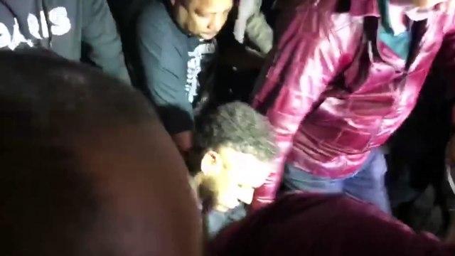 L'arrivée hallucinante de Neymar au poste de police