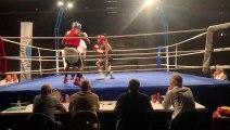 Guy Kouassi champion du Grand Est de boxe : le combat