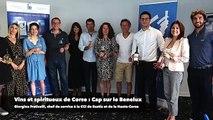 Vins et spiritueux de Corse : Cap sur le Benelux