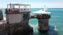 Eco Trip - Le Plongeoir : un restaurant perché sur les rochers