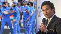 ICC Cricket World Cup 2019 : Sachin Tendulkar Says India Have The Ammunition To Tackle Australia