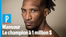 Mansour Barnaoui, le champion de MMA qui a gagné 1 million $
