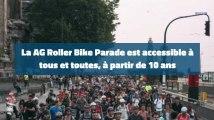 La 17ème édition de la Roller Bike Parade est de retour à Bruxelles