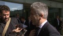 """Marlaska sobre cambios en los Mossos: """"No alterará la coordinación"""""""
