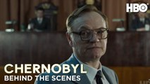 CHERNOBYL - behind the scenes - TV Series HBO